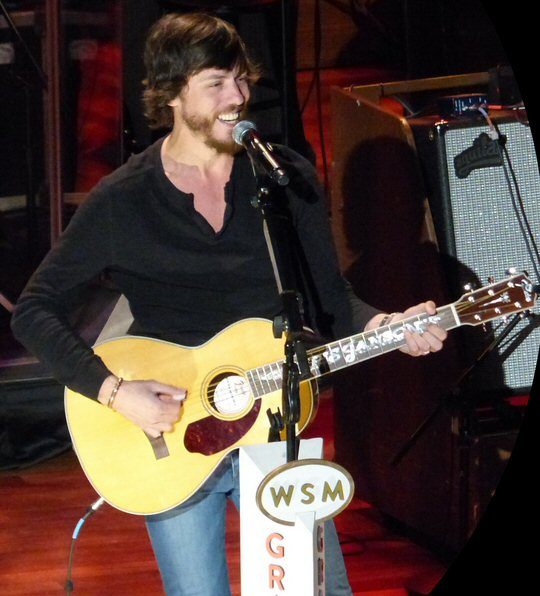 Chris Janson: Chris Janson Leads A Youth Movement At The Opry