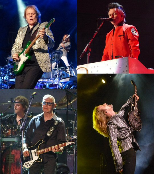 Styx, REO Speedwagon and Don Felder Have Two New Jersey Shows